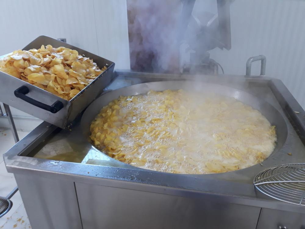 Patatas Fritas Caseras Agapito