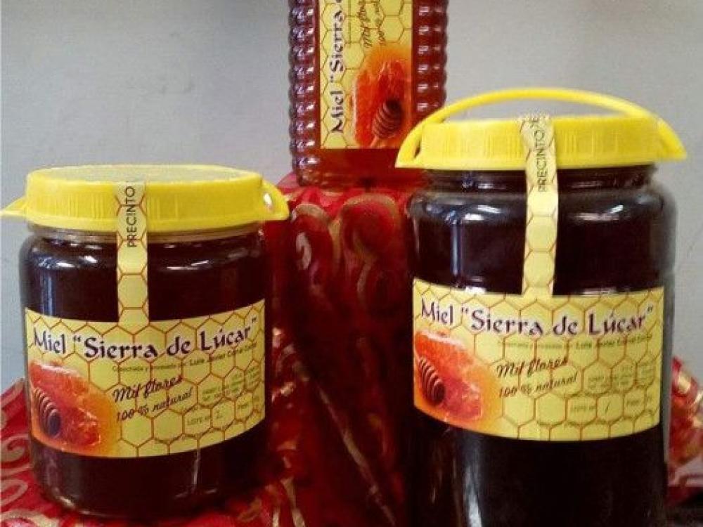Miel Sierra de Lúcar