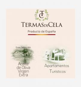Termas de Cela S.L. (Aceite de Oliva Virgen Extra)