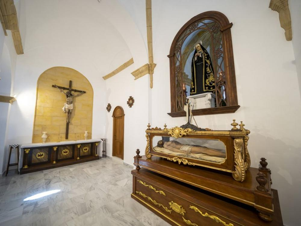 La Iglesia de Sta. María de Lúcar
