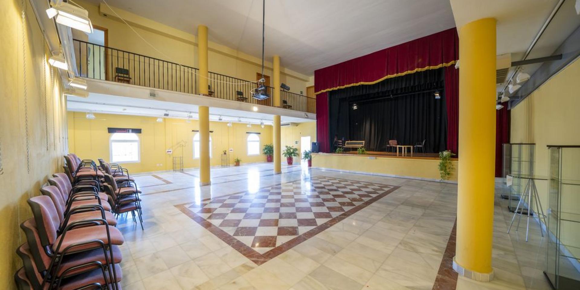 Salón Cultural de Lúcar