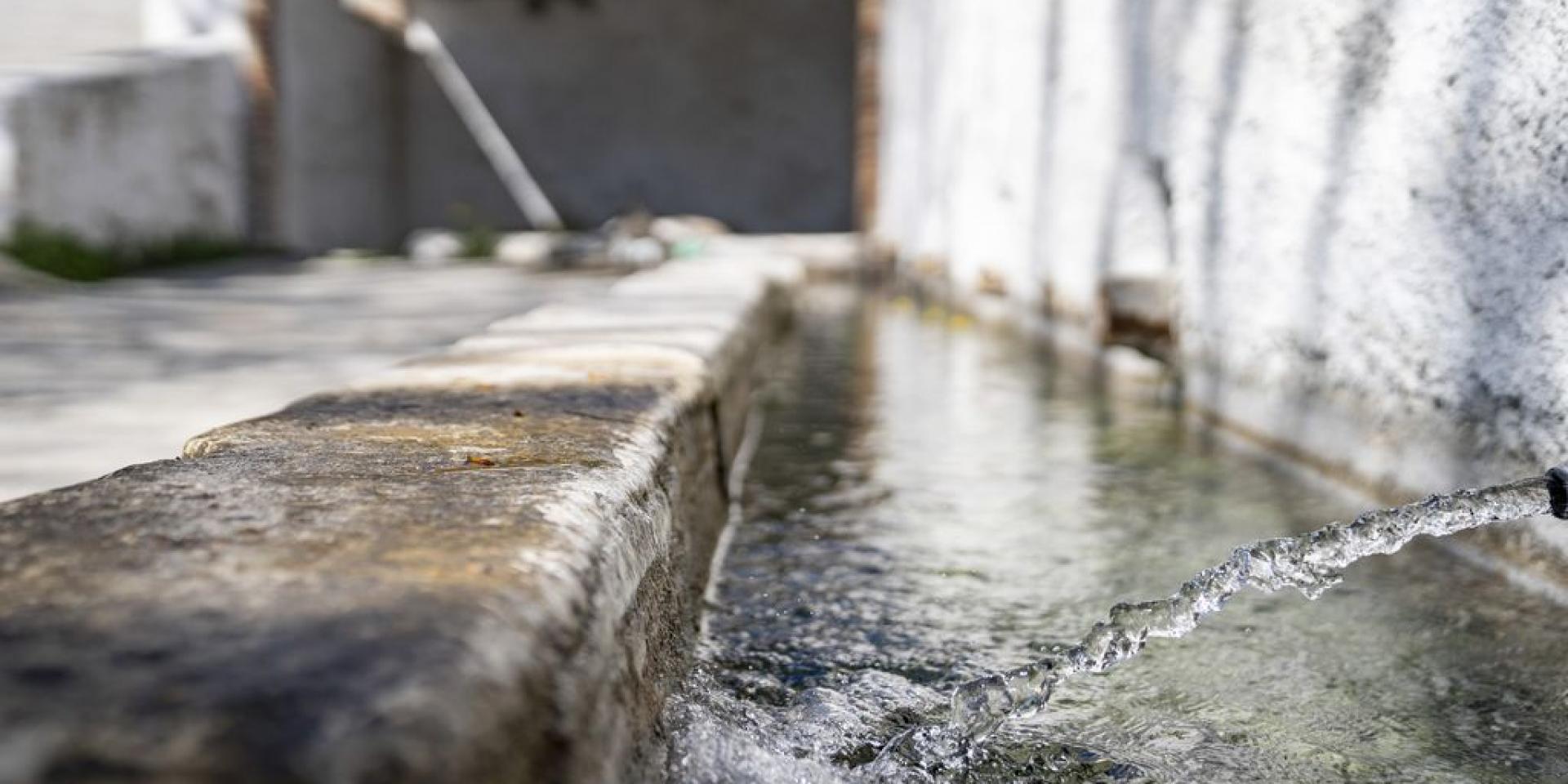 Fuente y Lavadero